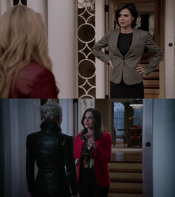 Once Upon a Time - 1x01 and d 5x01 - Pilot and Dreamcatcher - Episode Reference