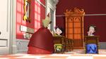 Princess Jun puts Her name in Tea pot
