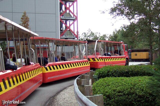 File:Studio Backlot Tour tram.jpg