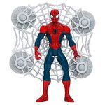 Capture Trap Spider-Man Figure