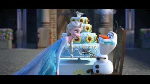 Disney's Frozen Fever Trailer