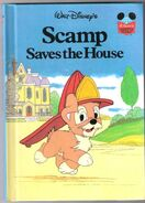 Scamp saves the house