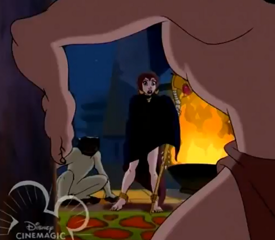 43- Queen Jane La, Saving Her So Much Trouble.png