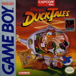 DuckTales GB Game