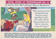 Royal stars of wonderland card 13 640