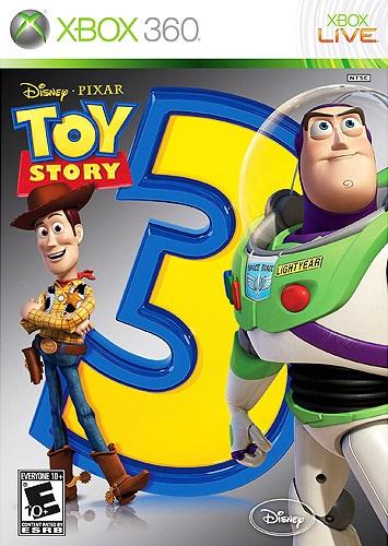 Image - Toy Story 3 XBox 360 Cover.jpg   Disney Wiki   Fandom Powered By Wikia