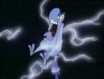 Iago electrocuted