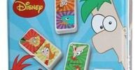 Phineas and Ferb Dominoes