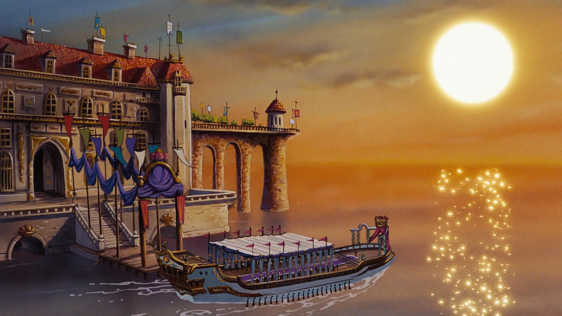 The Wedding Ship Disney Wiki Fandom Powered By Wikia