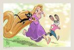 Disney Heroines by Bryon Howard