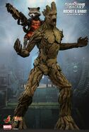 GOTG Hot Toys - Groot
