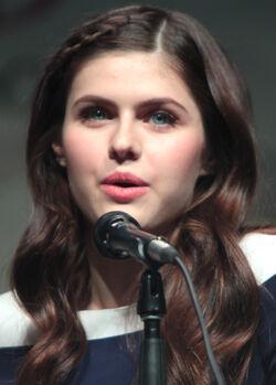 Alexandra Daddario April 2015