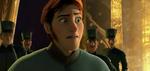 Hans looking Elsa and Duke of weselton thug
