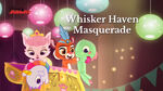 Whisker haven masquerade title