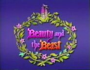 Beauty and the beast early concept title