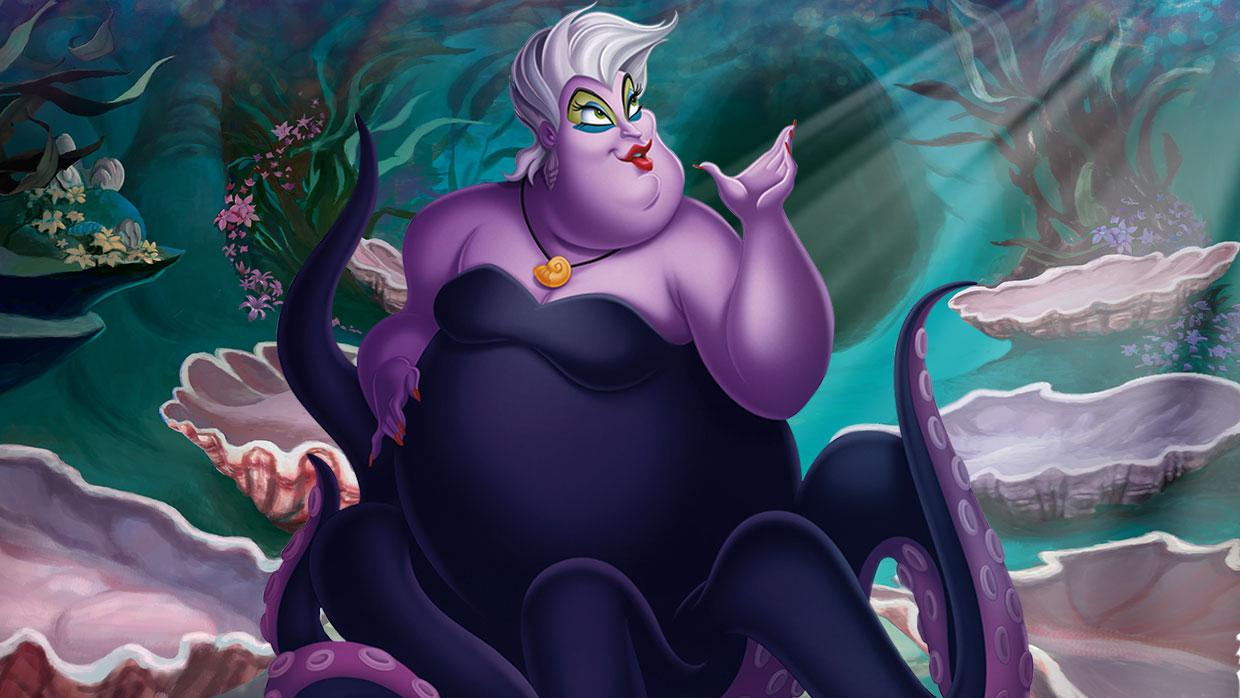 Uncategorized Ursula Mermaid image the little mermaid ursula jpg disney wiki fandom powered by wikia