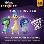 Disney INFINITY - You're Invited