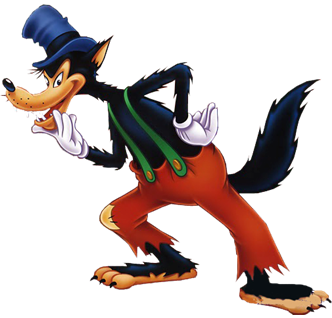 El Lobo Feroz  Disney Wiki  FANDOM powered by Wikia