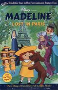 Madeline Lost in Paris 1999 DVD Cover
