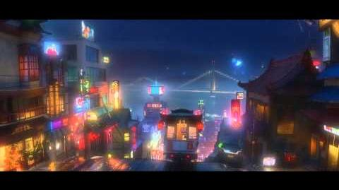 Big Hero 6 - First Look