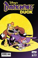 Darkwing Duck Issue 6B
