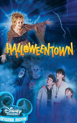 regreso a halloweentown trailer