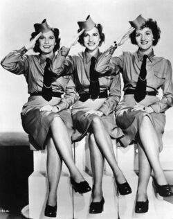 The-Andrews-Sisters