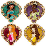 Disney Princess 2013 Disney Store Pins 2