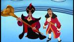 Jafar&Hook-House of Villains