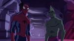Spider-Man & Triton USMWW 9