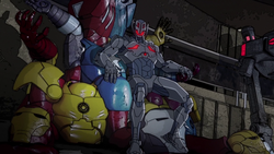The Ultron Outbreak 01