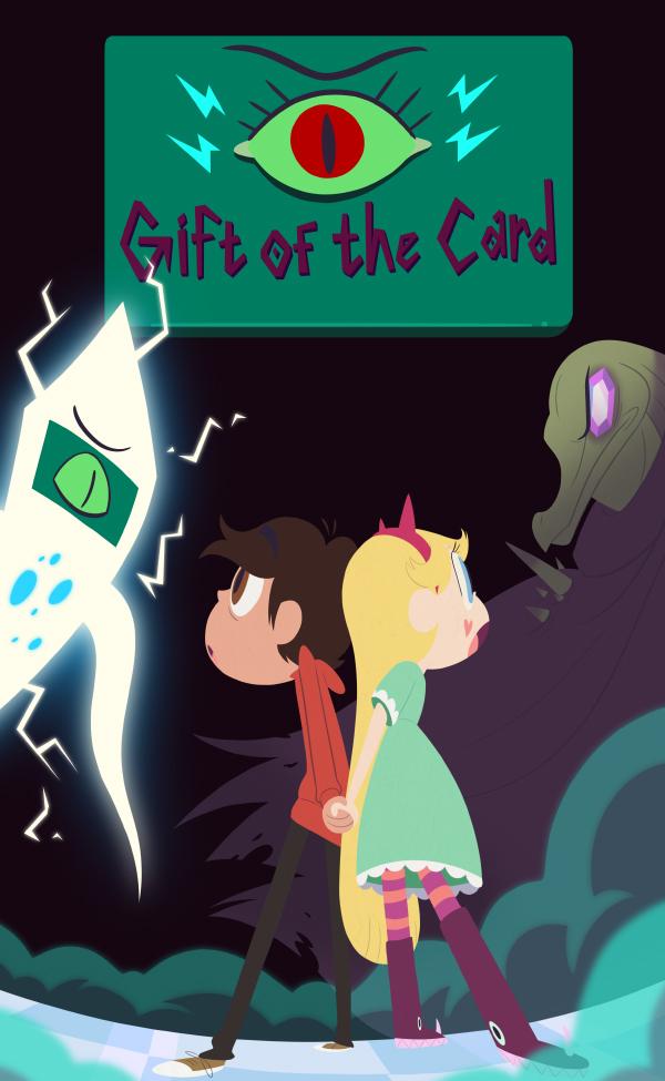 Gift of the Card   Disney Wiki   FANDOM powered by Wikia