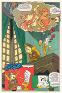 Lumiere's dream Issue 11 Marvel