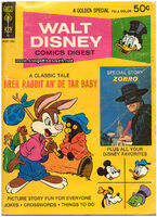 Walt disney comics digest 76