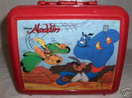Aladdin Lunchbox