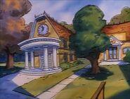 Goof Troop - Spoonerville City Hall
