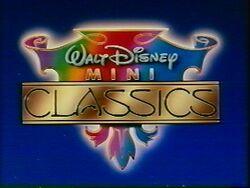 Walt Disney Mini-Classics 1987