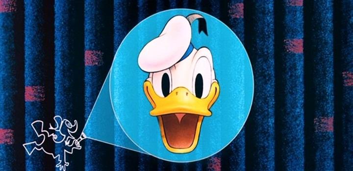 Donald duck gay caballero