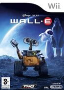 WALL-E Nintendo Wii game