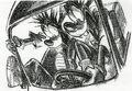 Disney's A Goofy Movie - Storyboard by Andy Gaskill - 12