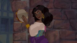 Esmeralda-(The Hunchback of Notre Dame)-2