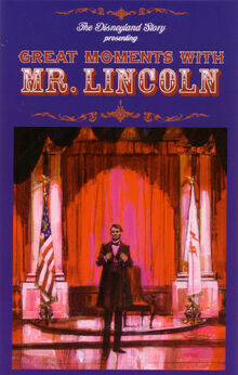 Great Moments with Mr Lincoln Poster