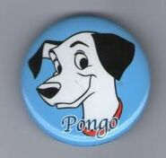Pongo Button