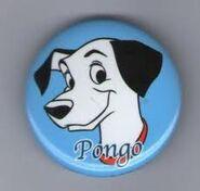 Pongo Button