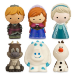 Frozen bath toys