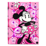 Minnie Mouse Light-Up Journal