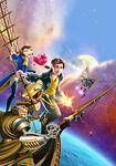 Treasure Planet Poster 2