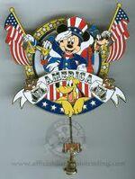 America Pin 2