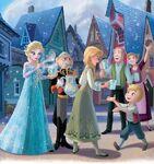 Frozen Storybook 9
