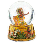 The Lion King The Broadway Musical Snowglobe